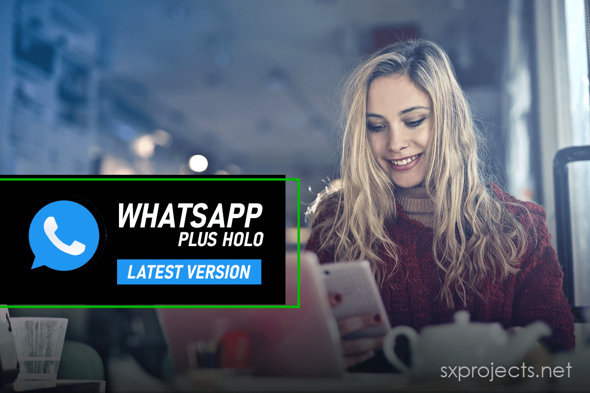 whatsapp plus holo